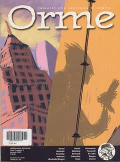 Copertina ORME (rivista) n.2 - ORME anno 2 n.1 - 01/2005, FREE BOOKS