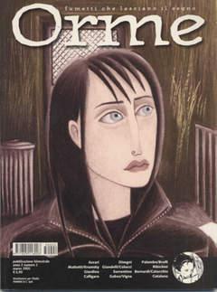 Copertina ORME (rivista) n.3 - ORME anno 2 n.2 - 03/2005, FREE BOOKS
