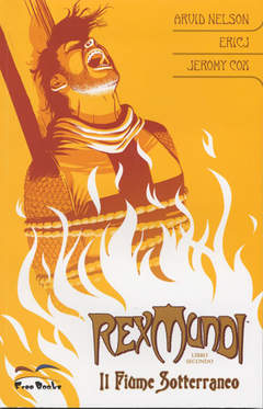 Copertina REX MUNDI n.2 - FIUME SOTTERRANEO, FREE BOOKS