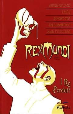 Copertina REX MUNDI n.3 - I RE PERDUTI, FREE BOOKS