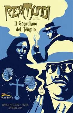 Copertina REX MUNDI n.1 - IL GUARDIANO DEL TEMPO, FREE BOOKS