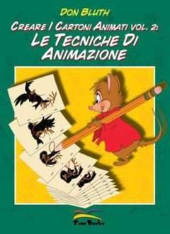 Copertina ROMANZI E MANUALI n.2 - LE TECNICHE DI ANIMAZIONE, FREE BOOKS