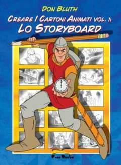 Copertina ROMANZI E MANUALI n.1 - LO STORYBOARD, FREE BOOKS