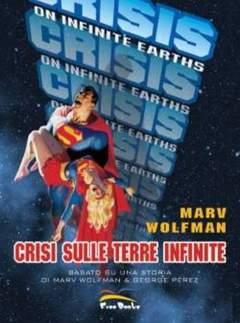 Copertina ROMANZI E MANUALI n.0 - CRISI SULLE TERRE INFINITE: IL ROMANZO, FREE BOOKS