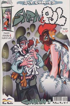 Copertina SARA E POL n.1 - PRIMA STAGIONE GIORNO 1, FREE BOOKS