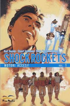 Copertina SHOCK ROCKETS PACK n.0 - contiene SHOCK ROCKETS 1/2, FREE BOOKS