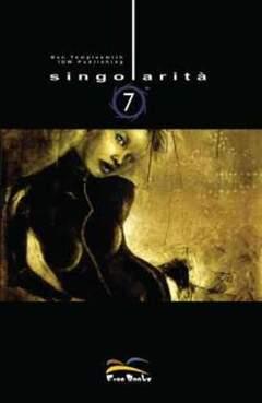 Copertina 7 SINGOLARITA' n.0 - 7 SINGOLARITA, FREE BOOKS