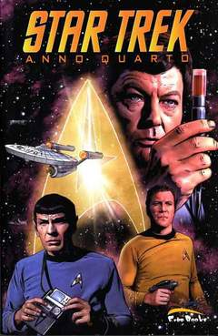 Copertina STAR TREK PACK n.1 - contiene STAR TREK-KLINGON/ ANNO QUARTO, FREE BOOKS