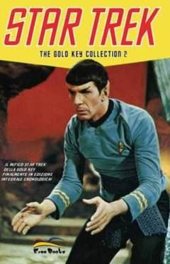 Copertina STAR TREK: THE GOLD KEY COLLECTION n.2 - STAR TREK GOLD KEY           2, FREE BOOKS