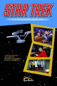 Copertina STAR TREK: THE GOLD KEY COLLECTION n.3 - STAR TREK GOLD KEY           3, FREE BOOKS