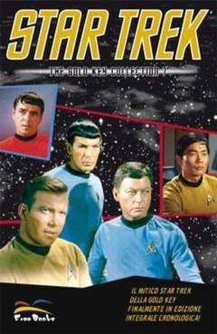 Copertina STAR TREK: THE GOLD KEY COLLECTION n.7 - STAR TREK GOLD KEY           7, FREE BOOKS