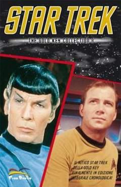 Copertina STAR TREK: THE GOLD KEY COLLECTION n.8 - STAR TREK GOLD KEY           8, FREE BOOKS