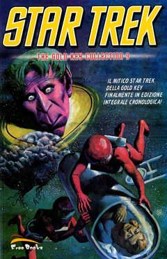 Copertina STAR TREK: THE GOLD KEY COLLECTION n.9 - STAR TREK THE GOLD KEY COLLECTION, FREE BOOKS