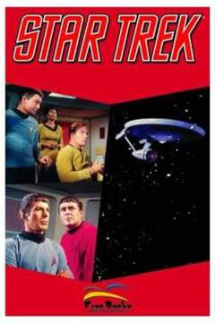 Copertina STAR TREK THE GOLD KEY PACK n.2 - contiene THE GOLD KEY COLLECTION 6/10, FREE BOOKS