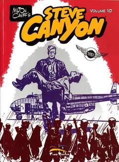 Copertina STEVE CANYON n.10 - 06/08 1951 - 06/04 1952, FREE BOOKS