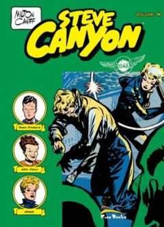 Copertina STEVE CANYON n.4 - STEVE CANYON, FREE BOOKS
