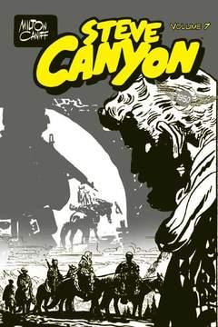 Copertina STEVE CANYON PACK n.2 - Contiene STEVE CANYON 7/12, FREE BOOKS
