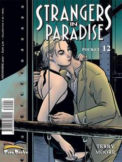 Copertina STRANGERS IN PARAD.Pocket PACK n.2 - Contiene STRANGERS IN PARADISE Pocket 11/18, FREE BOOKS
