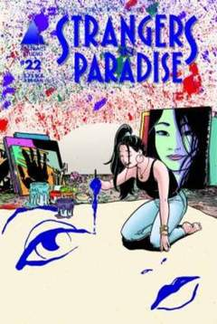 Copertina STRANGERS IN PARADISE n°8-2 n.8B - VOLUME 8 PARTE 2, FREE BOOKS