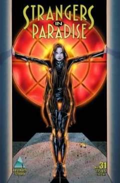 Copertina STRANGERS IN PARADISE (m24) n.10 - NUOVA EDIZIONE, FREE BOOKS