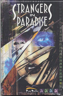 Copertina STRANGERS IN PARADISE (m24) n.11 - VEDI LEXY, FREE BOOKS