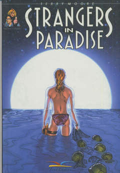Copertina STRANGERS IN PARADISE (m24) n.13 - STRANGERS IN PARADISE, FREE BOOKS