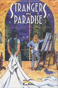 Copertina STRANGERS IN PARADISE (m24) n.2 - NUOVA EDIZIONE, FREE BOOKS