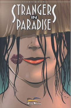Copertina STRANGERS IN PARADISE (m24) n.4 - NUOVA EDIZIONE, FREE BOOKS
