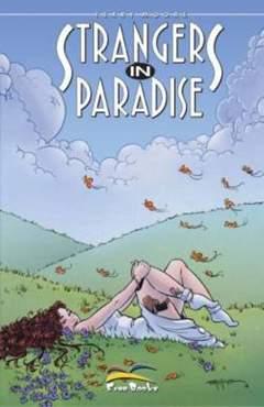Copertina STRANGERS IN PARADISE (m24) n.6 - NUOVA EDIZIONE, FREE BOOKS