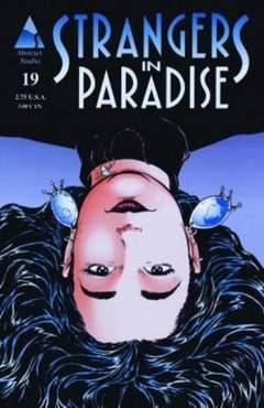 Copertina STRANGERS IN PARADISE (m24) n.8 - VOLUME OTTAVO/A, FREE BOOKS