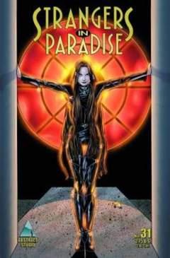 Copertina STRANGERS IN PARADISE PACK n.3 - Contiene STRANGERS IN PARADISE 10/14, FREE BOOKS
