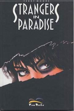 Copertina STRANGERS IN PARADISE PACK n.1 - Contiene STRANGERS IN PARADISE 1/5, FREE BOOKS