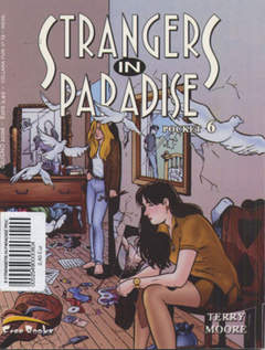 Copertina STRANGERS IN PARADISE POCKET n.6 - STRANGERS IN PARADISE POCKET, FREE BOOKS