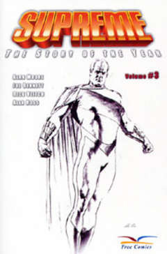 Copertina SUPREME STORY OF YEAR n.3 - VOLUME 3, FREE BOOKS