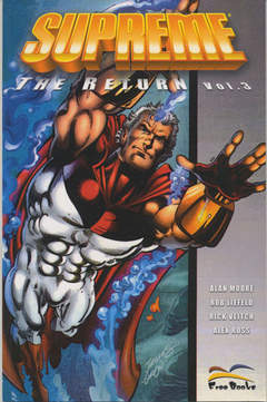 Copertina SUPREME THE RETURN [di 3 + 0] n.3 - SUPREME THE RETURN M3        3, FREE BOOKS