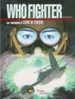 Copertina WHO FIGHTER n. - WHO FIGHTER, FREE BOOKS