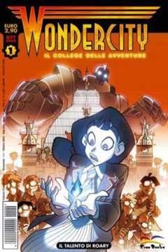 Copertina WONDERCITY PACK n.0 - contiene WONDERCITY 1-6, FREE BOOKS