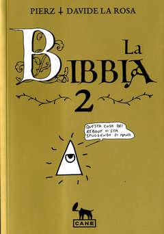 Copertina BIBBIA 2 n. - LA BIBBIA 2, FUMETTI DI CANE
