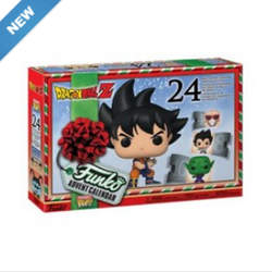 Copertina CALENDARIO DELL'AVVENTO n.5 - DRAGON BALL Z - 24 pz, FUNKO