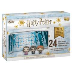Copertina CALENDARIO DELL'AVVENTO n.1 - HARRY POTTER, FUNKO