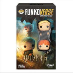 Copertina HARRY POTTER STRATEGY GAME EXP n. - POP FUNKOVERSE - HARRY POTTER STRATEGY GAME EXPAND, FUNKO
