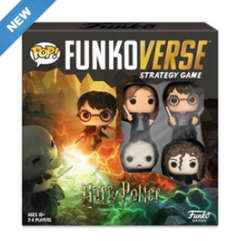 Copertina HARRY POTTER STRATEGY GAME n. - HARRY POTTER STRATEGY GAME - SET BASE - ENG, FUNKO