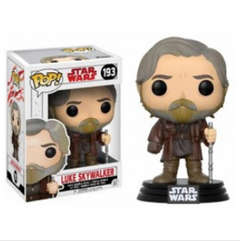 Copertina POP FUNKO n.196 - STAR WARS THE LAST JEDI - LUKE SKYWALKER, FUNKO