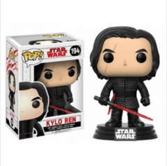 Copertina POP FUNKO n.197 - STAR WARS THE LAST JEDI - KYLO REN, FUNKO