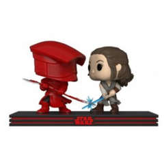 Copertina POP FUNKO n.198 - STAR WARS THE LAST JEDI - MOVIE MOMENTS REY &, FUNKO