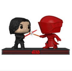 Copertina POP FUNKO n.199 - STAR WARS THE LAST JEDI - MOVIE MOMENTS KYLO, FUNKO