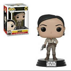 Copertina POP FUNKO n.244 - STAR WARS EPISODE IX - ROSE, FUNKO