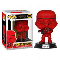Copertina POP FUNKO n.245 - STAR WARS EPISODE IX - SITH JET TROOPER, FUNKO