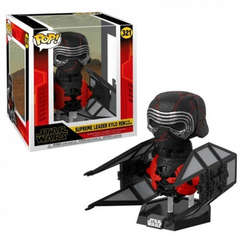 Copertina POP FUNKO n.266 - STAR WARS EPISODE IX - SUPRME LEADER KYLO REN, FUNKO