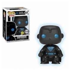 Copertina POP FUNKO n.27 - DC JUSTICE LEAGUE - SUPERMAN SILHOUETTE GITD, FUNKO